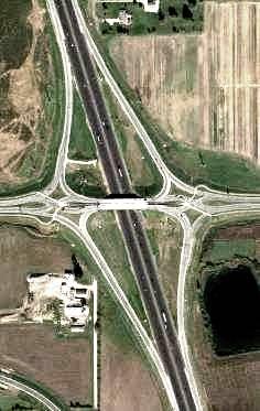 Traffic Interchanges